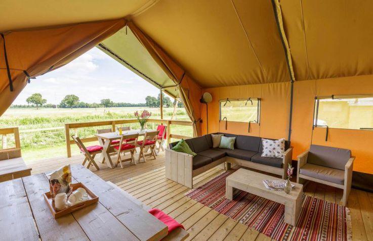 5 Sterren Campings In Nederland Glampings