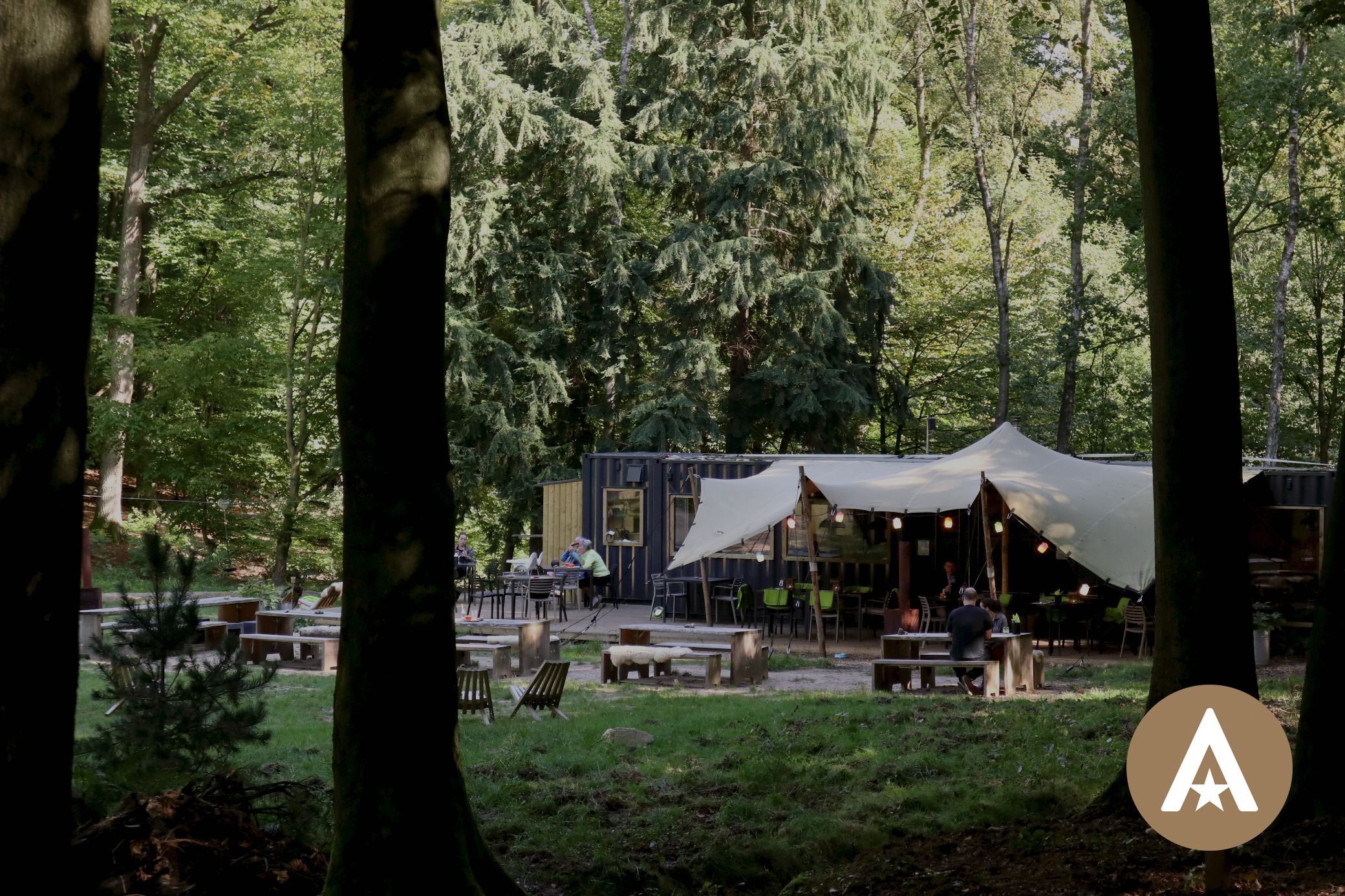 Pop-up restaurant - Woodz - Buitenplaats Beekhuizen
