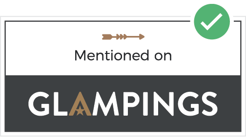 Mentioned on Glampings.nl