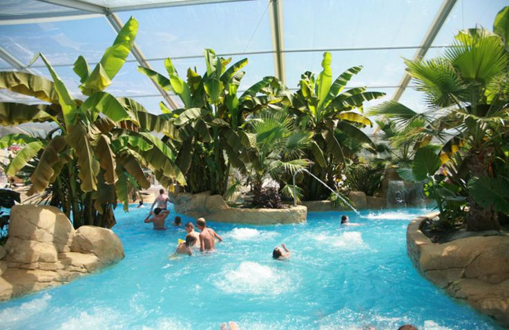 Camping Domaine des Ormes - accommodatie Bretagne