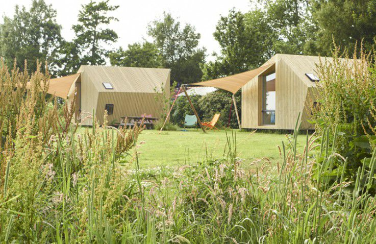 It Dreamlân - Ecolodges Friesland