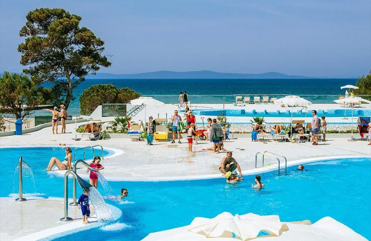 Camping Zaton Holiday Resort - Stacaravan Kroatië