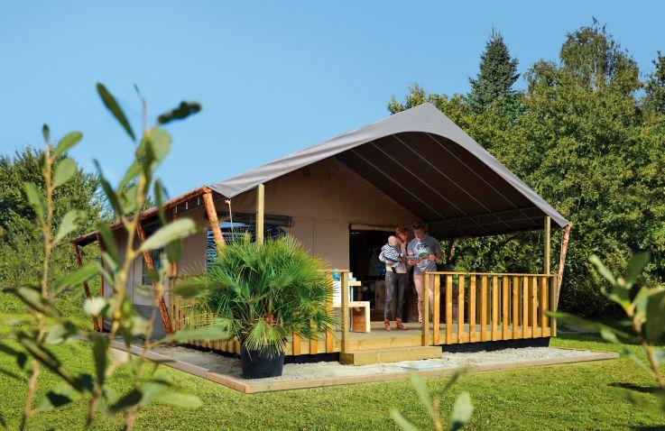 Vakantiepark Beekse Bergen Luxe Safaritenten In Noord Brabant