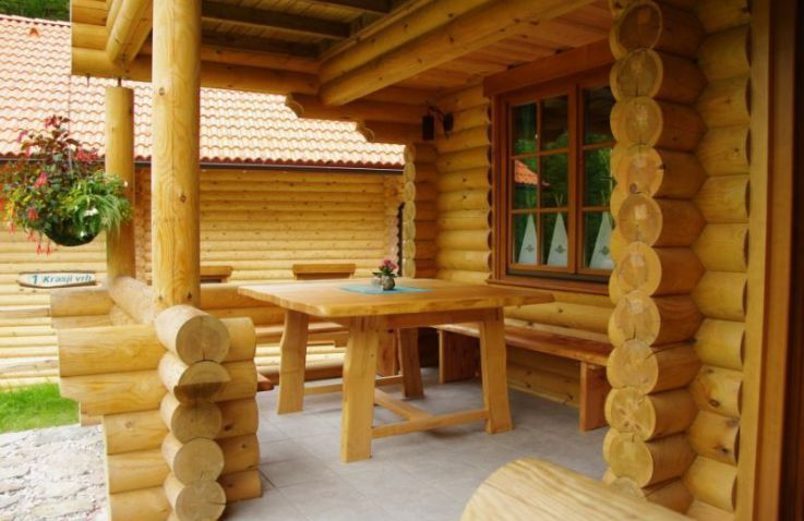 Camping Koren - Luxe eco chalets
