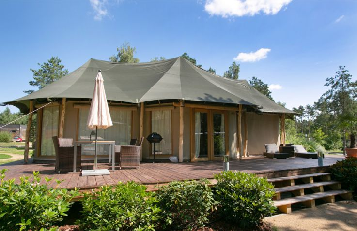 Tropical Islands - Lodgetenten in Brandenburg