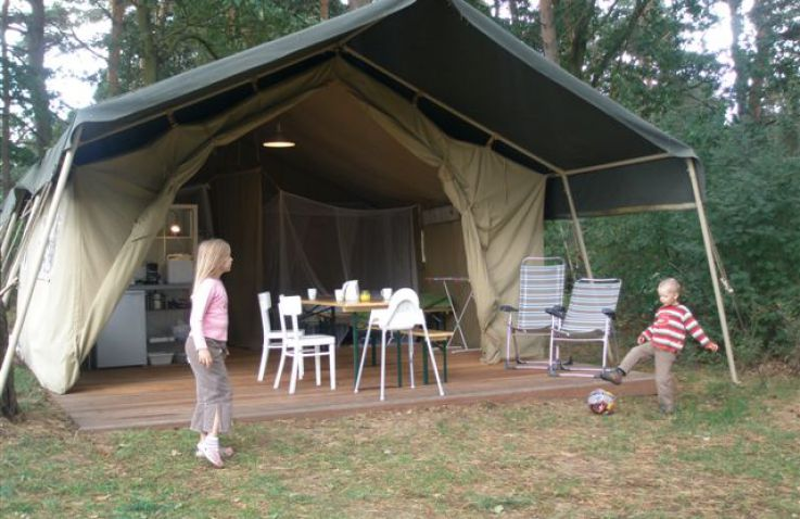 Glamping - Am Blanksee