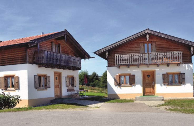 VITAL Camping Bayerbach - Lodges in Beieren