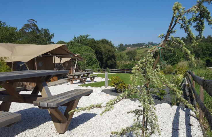 Silver Coast Glamping - Lodgetenten Portugal