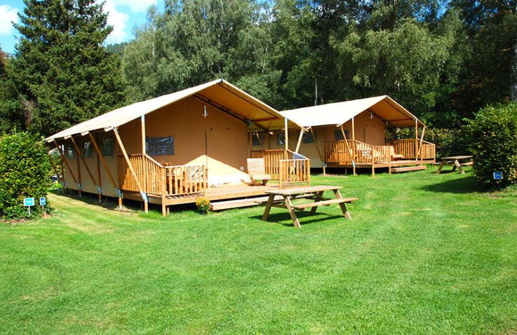 Campingpark Bad Liebenzell - glamping Baden-Württemberg