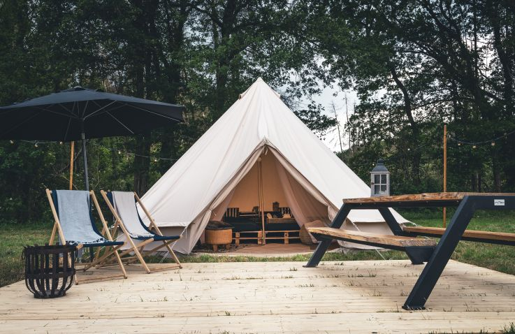 East Nomads - Pop-up glamping Achterhoek