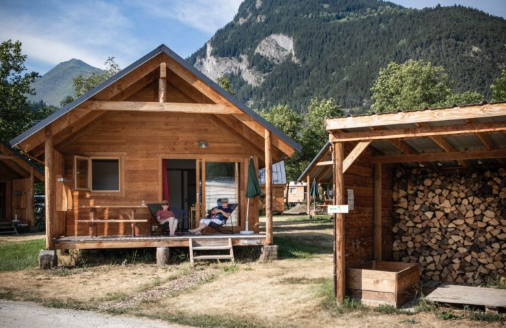 Huttopia Bourg-St-Maurice - Glamping Savoie