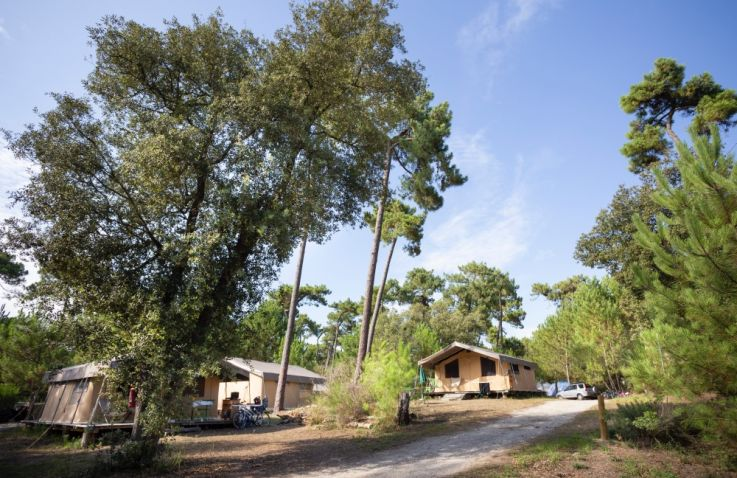 Huttopia Oleron les Chenes Verts - Glamping Nouvelle Aquitaine