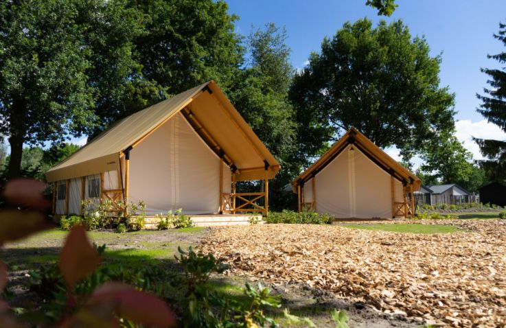 Resort Kaatsheuvel - Safaritenten Noord-Brabant