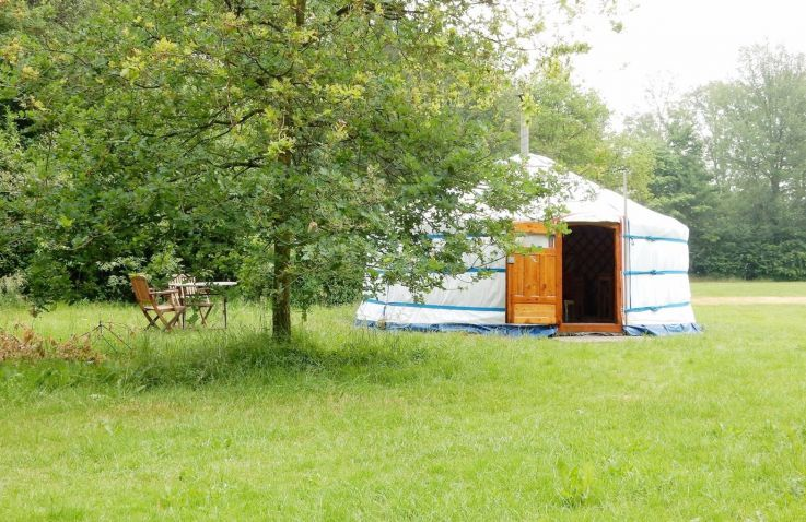 Laguna Beach Family Camps Corfwater - Yurts Noord-Holland