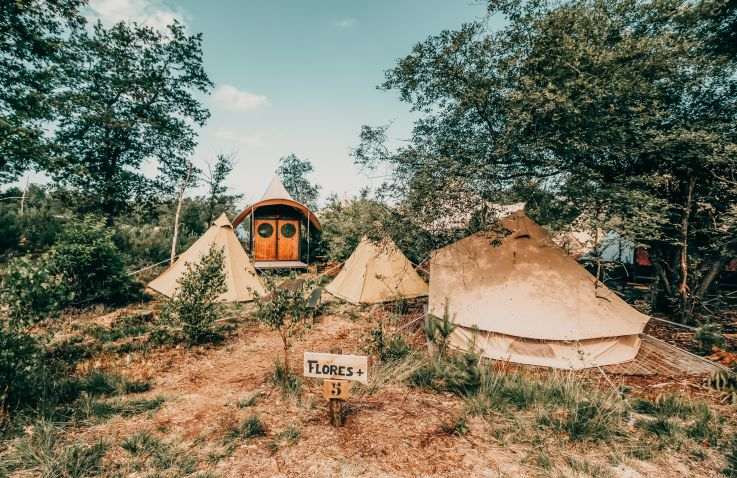 Glamp Outdoor Camp Veluwe - Glamping Gelderland