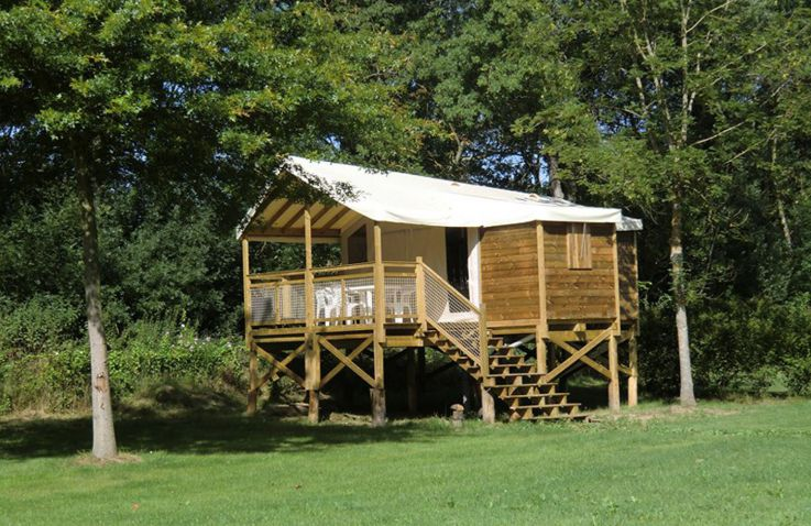 Glamping - Les 7 Iles