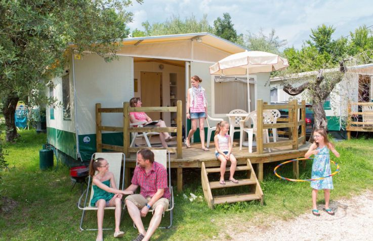 Glamping - Fontanelle