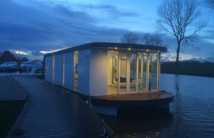 Glamping - Homeboat