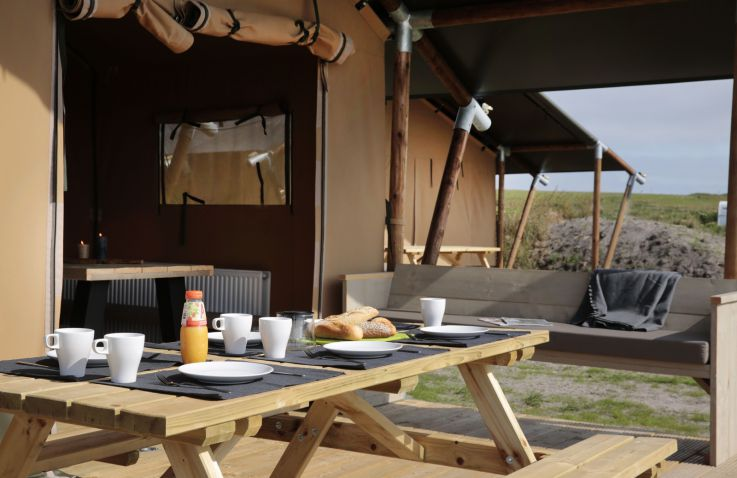 Glamping - Corfwater