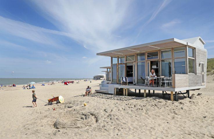 Glamping aan zee? Luxe kamperen aan de kust  Glamping aan ze...