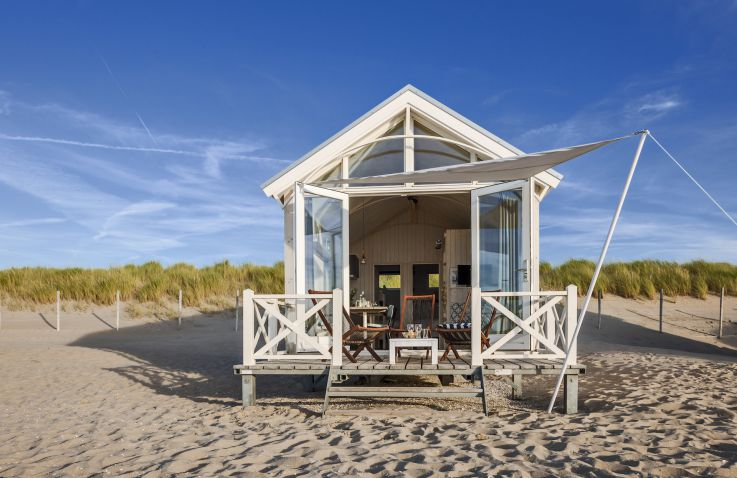 Beach House 4-pers Roompot Kijkduin