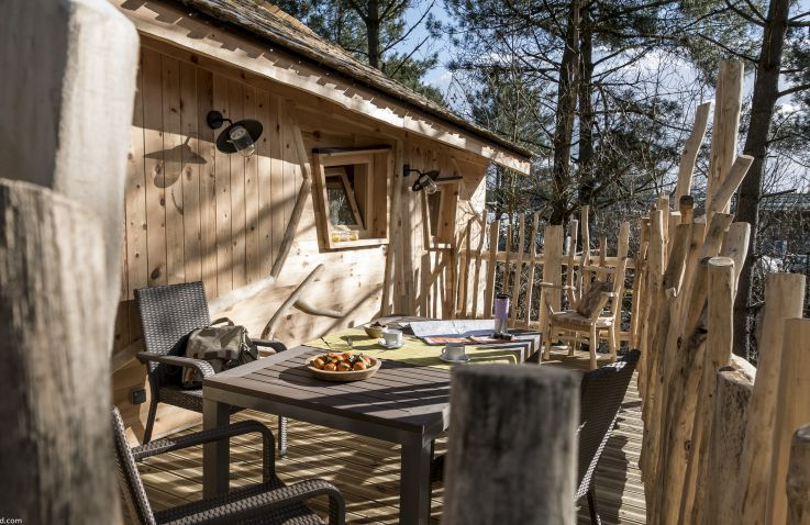 Center Parcs Le Boix aux Daims - Boomhuis Vienne