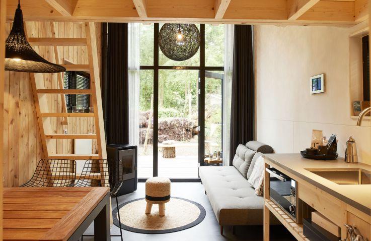tiny house huren - weekendje weg - tiny houses nederland