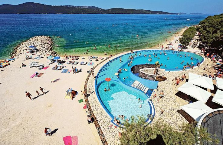 Camping Resort Solaris - Safaritenten Kroatië